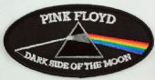 Pink Floyd - 'Dark Side of the Moon' Embroidered Patch